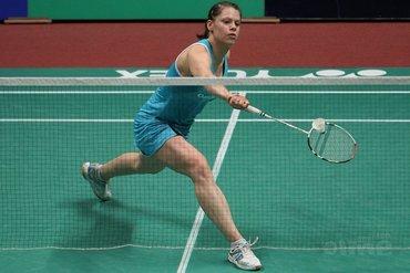 Titelhoudster Kristina Gavnholt sneuvelt in kwartfinale