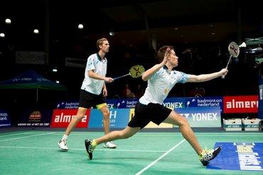 Nederlanders verliezen in achtste finale op Malaysia Open