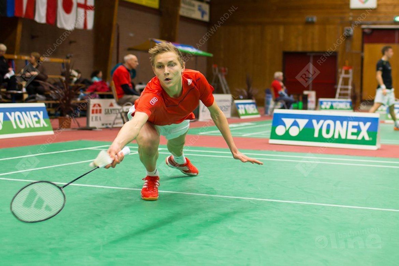 De Denmark Open Donderdag