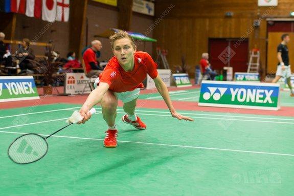 De Denmark Open Donderdag - René Lagerwaard