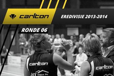 Carlton Eredivisie 2013-2014 - speelronde 6