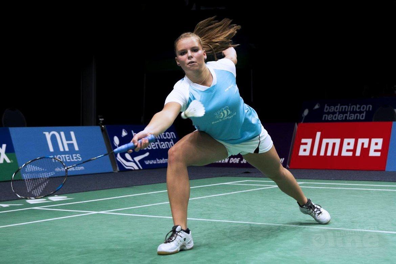 Van der Hoeven/Wijnands naar mixfinale Slovenia Junior
