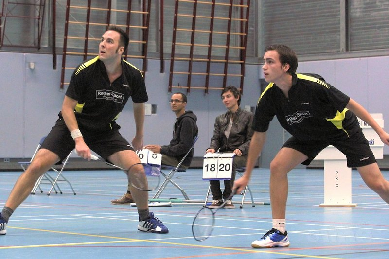 DKC houdt aansluiting met top Carlton Eredivisie - BC DKC