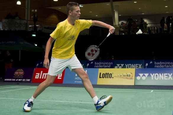 Dubbelslag voor Ruben Wijnands in Slovenië - Alex van Zaanen