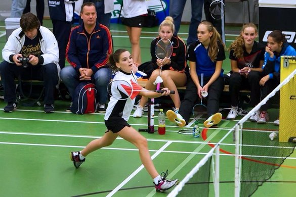 Guusje de Vries winnares op Junior Master Amersfoort - Alex van Zaanen
