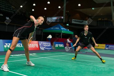 Selena Piek en Jacco Arends naar kwartfinale Super Series Indonesië