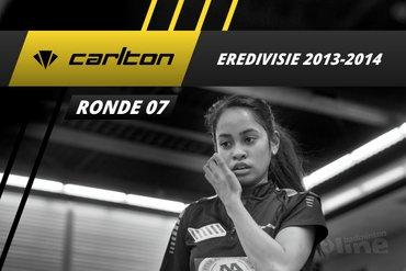 Carlton Eredivisie 2013-2014 - speelronde 7