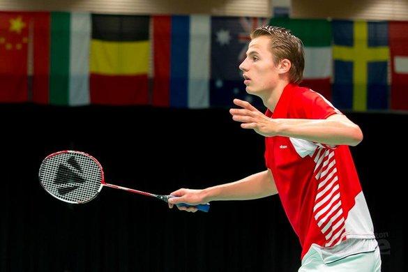 Caljouw genomineerd voor Haags Sporttalent - René Lagerwaard