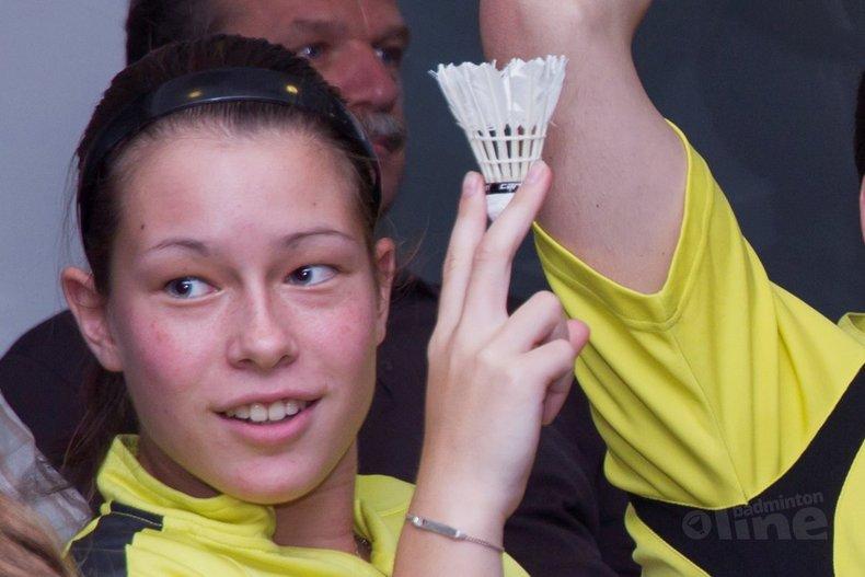 Deze afbeelding hoort bij 'Cheryl Seinen verlaat selectie Almere' en is gemaakt door Alex van Zaanen