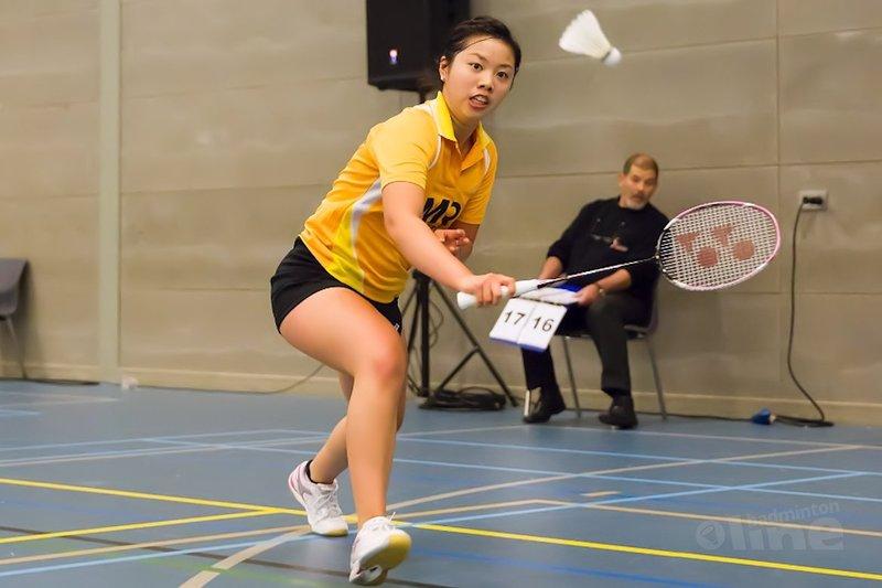 Alida Chen: 'Malaysia, here we come!' - Alex van Zaanen