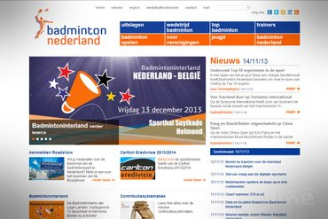 badminton.nl: de grote verdienste van Badminton Nederland?