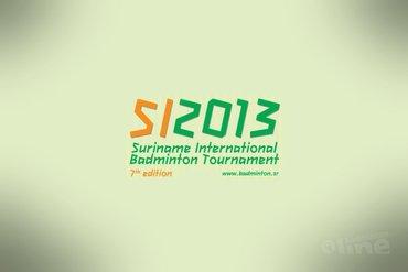 Twee finales voor Khodabux op Suriname International