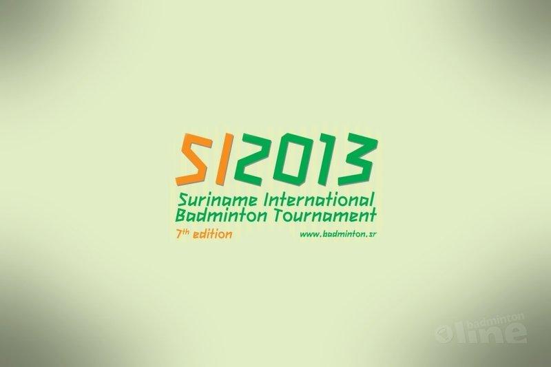 Twee finales voor Khodabux op Suriname International - Badminton Nederland