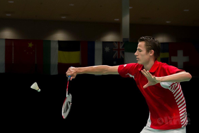 Caljouw en Hilbink naar halve finale in Noorwegen