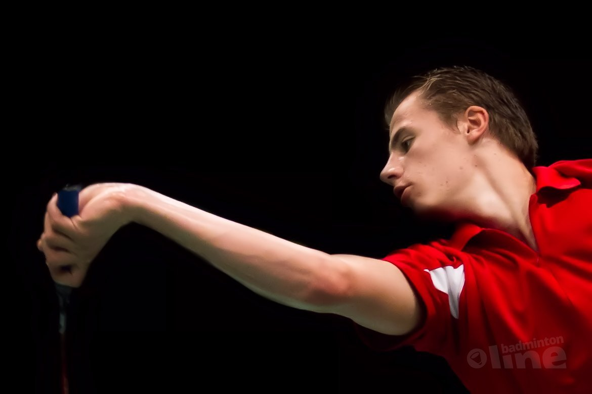 Mark Caljouw stoomt door naar finale Norwegian International