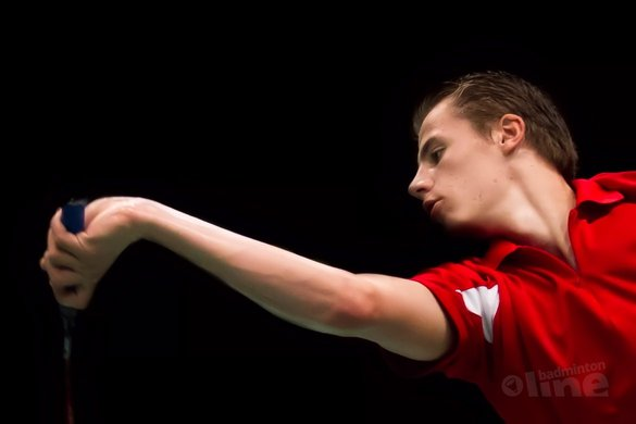 Mark Caljouw stoomt door naar finale Norwegian International - Alex van Zaanen