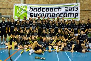 Badcoach Summercamp 2014: twee weken badmintonplezier