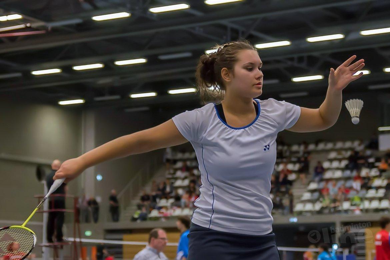Nederland in drie finales op Dutch International 2017