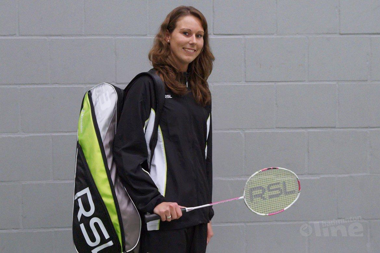 Groot hart voor badminton