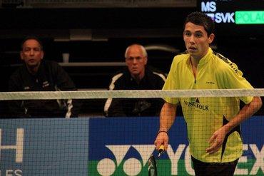 Goede vorm zet door in 2014 met kwartfinale in Zweden!