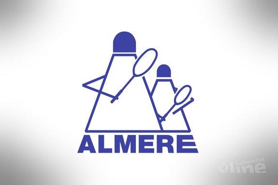 Van onze speciale verslaggever: 'Almere - Duinwijck, een badmintonthriller!' - BV Almere
