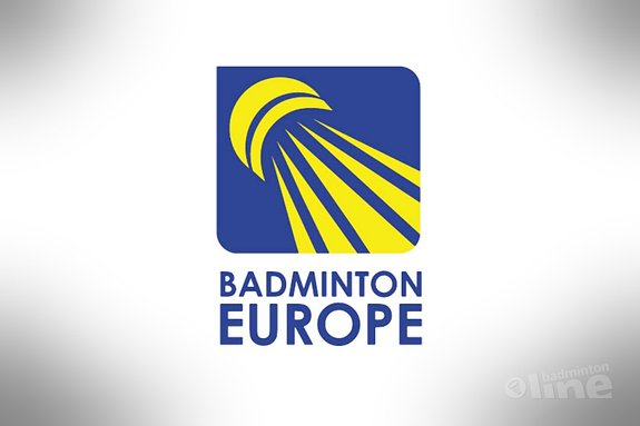 Deze afbeelding hoort bij 'Denemarken organiseert het EK Badminton in 2017' en is gemaakt door Badminton Europe