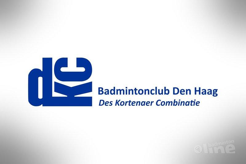 DKC heel sterk tegen Van Zijderveld - BC DKC