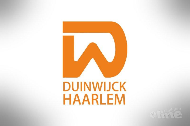'Bom' onder bouw van Duinwijckhal - Duinwijck