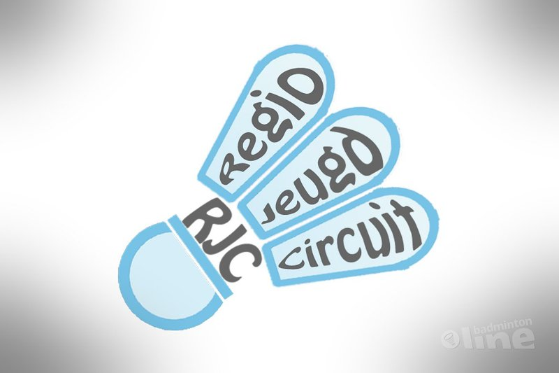 Drukbezet RJC toernooi bij BCRS - Regio Jeugd Circuit