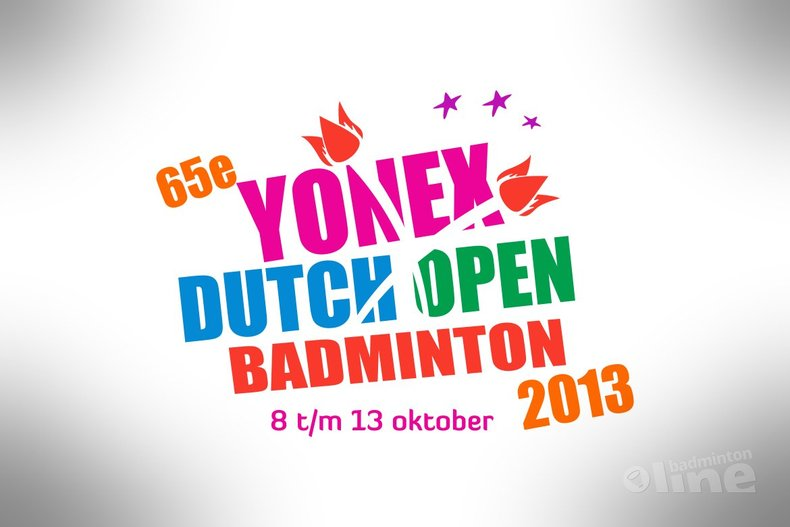 Deze afbeelding hoort bij 'Badminton Business Evenement 8 oktober: u bent welkom' en is gemaakt door Yonex Dutch Open
