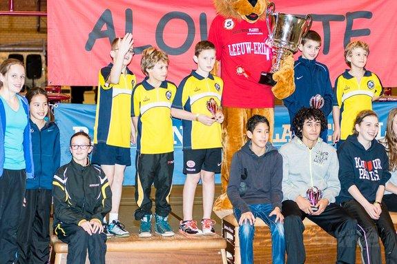 Start-Best toernooi wederom geslaagd - BC Alouette