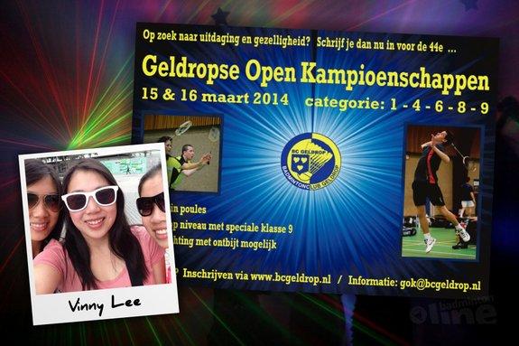 Psst... Vinny Lee hier: supervet toernooi in Geldrop! - BC Geldrop