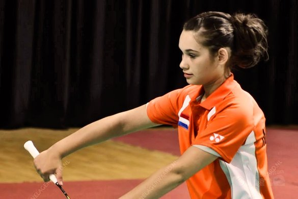 Carlton NK 2014: Halve finales van het gemengddubbelspel bekend - René Lagerwaard