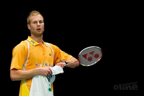 Voorbeschouwing Mannenenkelspel Carlton NK 2014 - René Lagerwaard