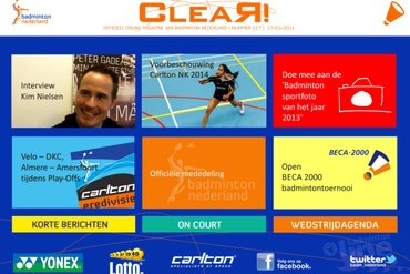 CLEAR! 227 is uit