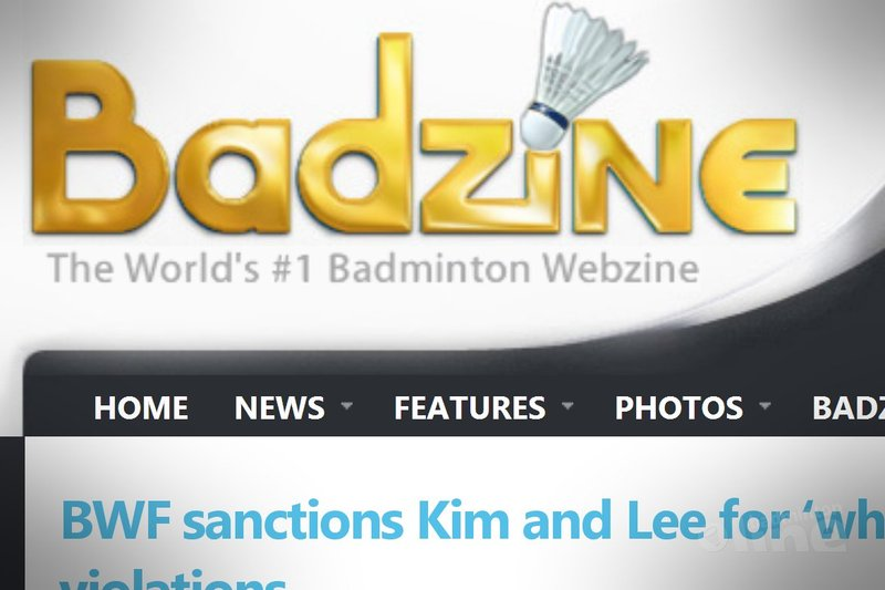 BWF sanctions Kim and Lee for whereabouts violations - Badzine