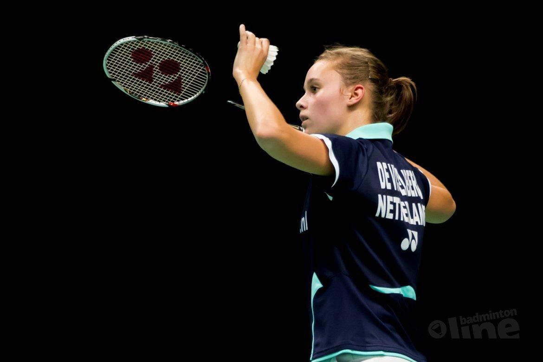Soraya de Visch Eijbergen als boegbeeld van de Nederlandse badmintonsport