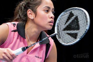 Mahulette kroont zich tot Nationale Kampioene in vrouwenenkel