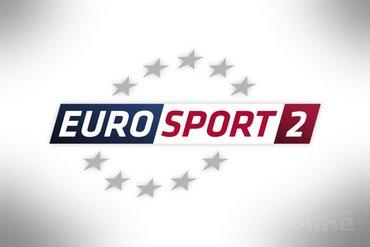 Fred van Wankum co-commentator bij Eurosport tijdens EK Landenteams