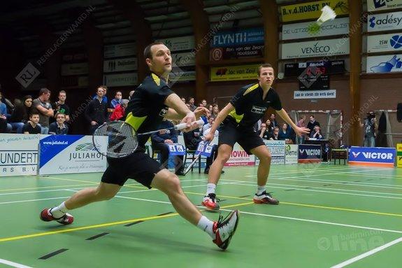 DKC strandt in halve finale play-offs - René Lagerwaard