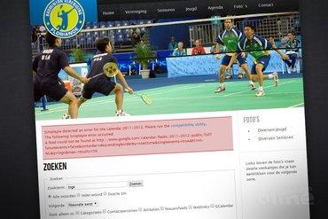Finale Junior Master Circuit 2014 bij BV Floriande