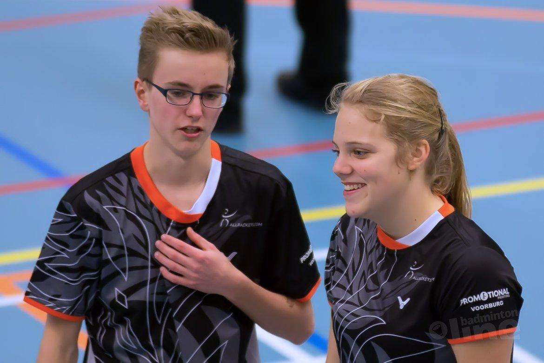 Succesvol Haags Goud RJK Zuid-West 2014 bij BC DKC