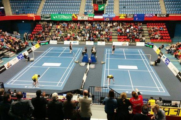 VELO kroont zich tot landskampioen van 2014 - badmintonline