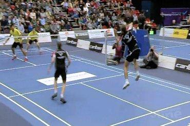 Badmintonteam Almere grijpt naast landstitel