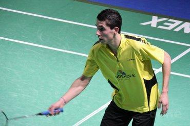 Erik Meijs over de German Open