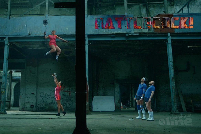 MIETERS: Underground badminton