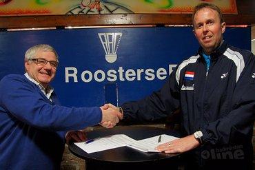Roosterse BC wijzigt trainersstaf