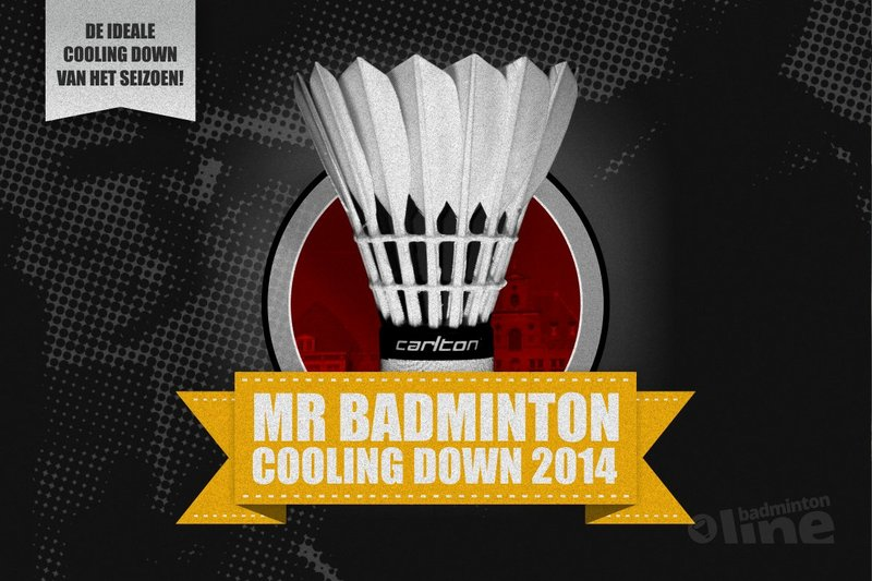 Aanstaand weekend MR Badminton Cooling Down in Bergen op Zoom - TFS'57