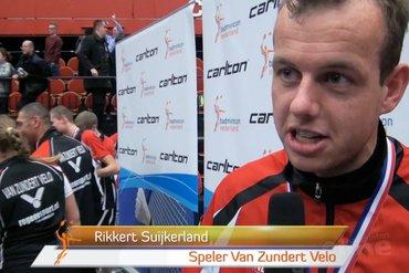 Reportage finaledag Carlton Eredivisie 2014