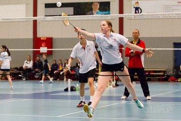 Mooie prestatie van vrouwendubbels Nationale U17-selectie in Belgian Junior